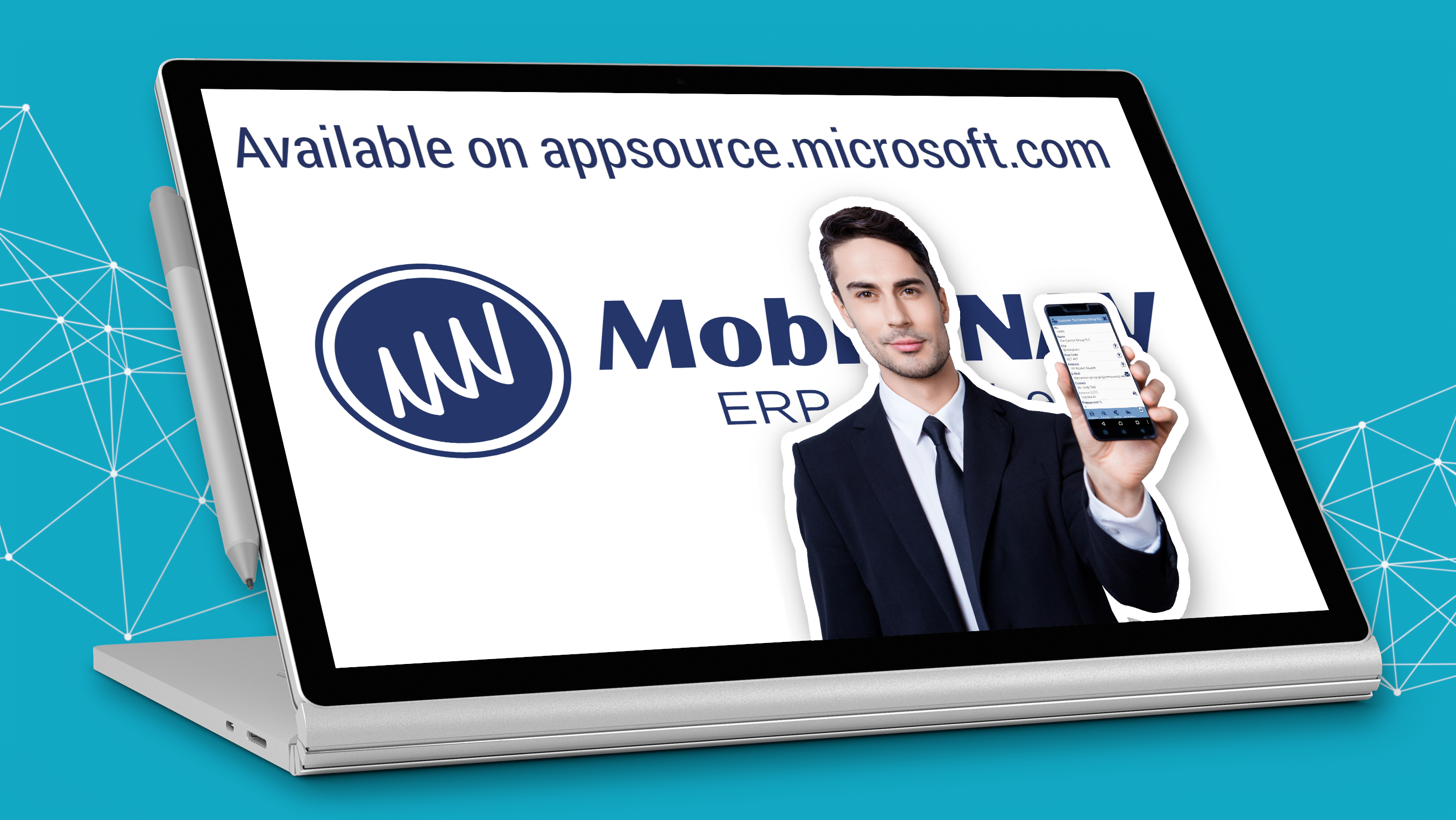 MobileNAV is available on AppSource! - Check out and download it!